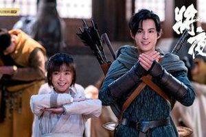 'Tương dạ 2' tung poster nhân vật: Vương Hạc Đệ trông khá non, Tống Y Nhân vẫn đáng yêu