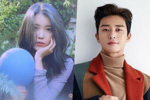 IU xác nhận hợp tác cùng Park Seo Joon trong phim mới
