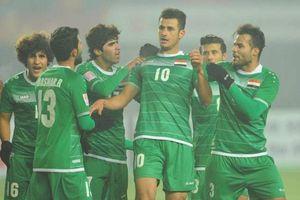 17h15 chiều nay, trực tiếp U23 Iraq vs U23 Australia