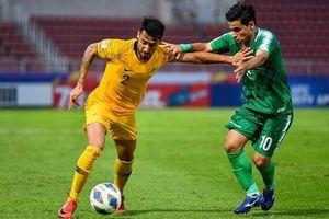Khai mạc U23 châu Á 2020: Australia chia điểm với Iraq