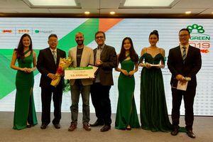 Trao 12 giải thưởng kiến trúc xanh dành cho tác giả trẻ