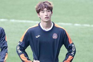 Tiền đạo U23 Hàn Quốc đông fan nhờ ngoại hình điển trai