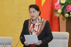 Chủ tịch Quốc hội: Có bộ khư khư giữ quyền lợi khi trình luật