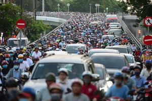 TP Hồ Chí Minh: Triển khai 27 dự án giao thông trọng điểm năm 2020