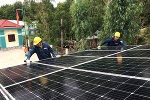 Giải quyết các yêu cầu bán điện từ các dự án mặt trời áp mái