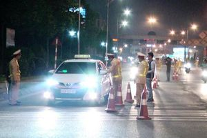 Lào Cai: Giảm hẳn lái xe tham gia giao thông có nồng độ cồn