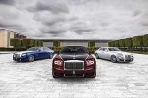 Mẫu xe nào giúp Rolls-Royce đạt doanh số kỉ lục sau 116 năm