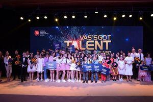 Thỏa sức thể hiện năng khiếu tại VAS's Got Talent 2019-2020
