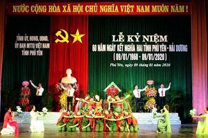 Kỷ niệm 60 năm Ngày kết nghĩa hai tỉnh Phú Yên - Hải Dương