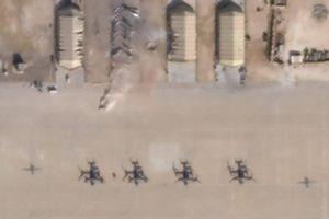 Chùm ảnh căn cứ Mỹ tại Iraq sau các cuộc tấn công tên lửa của Iran