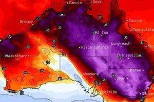 Cháy rừng đe dọa giải Australia Mở rộng
