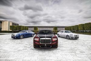 Rolls-Royce phá kỷ lục doanh số trong năm 2019