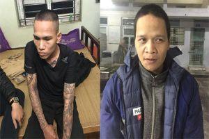 Bộ đôi nghiện ma túy, chuyên trộm và cướp giật tài sản sa lưới