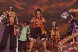 'One Piece: Lễ hội hải tặc' - trận hải chiến hoành tráng dành cho fan
