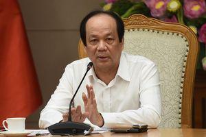 Bộ trưởng Mai Tiến Dũng: CSGT không muốn chia sẻ dữ liệu