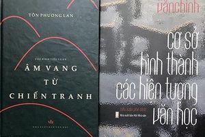 Văn chương Việt Nam được mùa lý luận phê bình