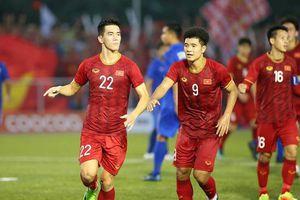 U23 Việt Nam - U23 UAE: Đầu xuôi đuôi lọt