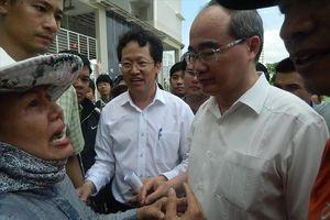 Vụ Thủ Thiêm: Sẽ kiểm điểm trách nhiệm các cựu lãnh đạo TPHCM