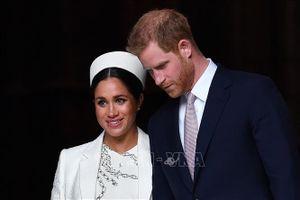 Truyền thông Anh đưa tin rầm rộ về 'sóng gió' mới trong Hoàng gia