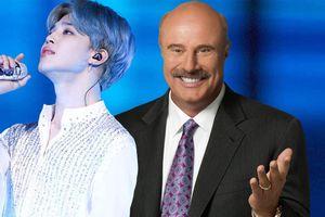 Dr.Phil khiến fan BTS nổi giận khi gọi Jimin là 'hình ảnh công nghiệp' trên show truyền hình Mỹ
