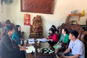 Kiểm tra an toàn thực phẩm dịp Tết Nguyên đán tại huyện Hoa Lư