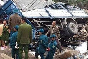 Lai Châu: Hỗ trợ 10,5 triệu/1 nạn nhân vụ xe tải lao xuống vực