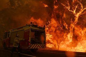 Australia: Hình thành đám cháy khổng lồ rộng gấp 8 lần diện tích Singapore