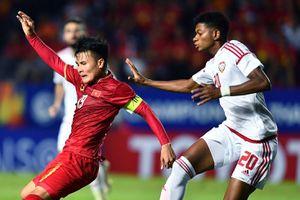 Báo Hàn: 'Một điểm trước UAE nằm trong tính toán của U23 Việt Nam'