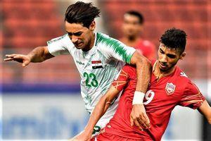 Highlights U23 châu Á 2020: Bahrain 2-2 Iraq