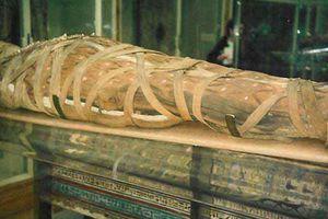 Bí mật bàng hoàng thuật ướp xác cổ xưa của người Ai Cập