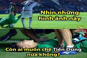 U23 Việt hòa UAE, Bùi Tiến Dũng trở thành tâm điểm trên mạng