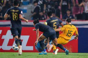 Video bàn thắng U23 Thái Lan 1-2 U23 Australia