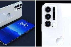 iPhone 12 Pro thiết kế nổi bật với cụm 6 camera