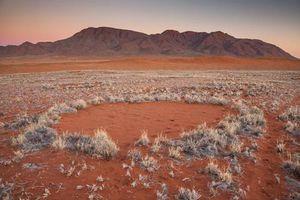 Dấu chân ngoài hành tinh và bí ẩn tại sa mạc tồn tại 55 triệu năm