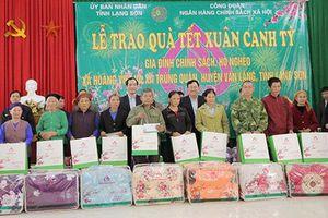 Lạng Sơn: Mang Xuân đến cho người nghèo