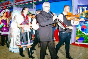 Khởi sắc ngoại giao văn hóa