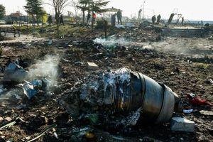 Iran thừa nhận vô tình bắn hạ máy bay Ukraine khiến 176 người thiệt mạng