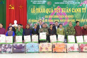 Mang Xuân đến cho người ở Lạng Sơn
