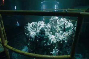 Đáy biển sâu trở thành nỗi sợ hãi kinh hoàng trong Underwater