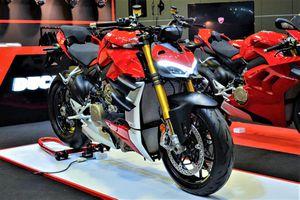 Quái vật Ducati Streetfighter V4 tại Đông Nam Á