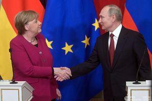 Nga, Đức nhất trí hoàn tất dự án Nord Stream 2, thúc đẩy quan hệ kinh tế