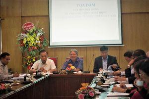 Quỹ Hòa bình và Phát triển Việt Nam hướng tới đổi mới phương thức hoạt động