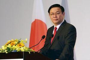 'Việt Nam muốn Nhật Bản là nhà đầu tư tốt nhất'