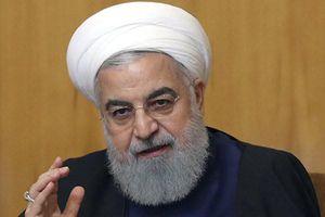 Tổng thống Iran: Tình hình căng thẳng hiện nay ở Trung Đông là do Mỹ
