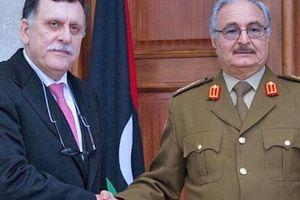 Tướng Haftar, Thủ tướng Sarraf sang Nga dàn xếp xung đột Libya