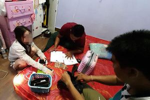 Bắt giữ nhiều người Việt nghi buôn bán mại dâm ở Campuchia