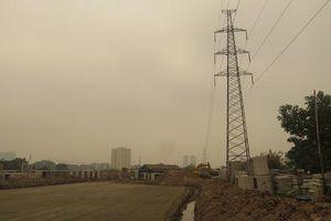 Hoài Đức hạ ngầm đường dây điện cao thế 220kV