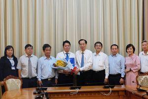 Ông Võ Văn Thật làm Phó Hiệu trưởng Trường Đại học Sài Gòn