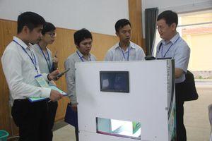 Cuộc thi KHKT dành cho HS trung học tại TPHCM: Nhiều dự án mang tính ứng dụng cao