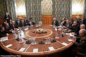 Đại diện phe đối lập Libya đã tới Nga